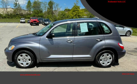 2007 Chrysler PT Cruiser for sale at Xcelerator Auto LLC in Indiana PA