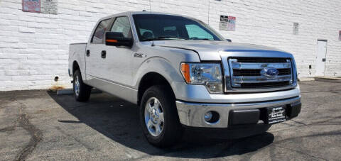 2014 Ford F-150 for sale at ADVANTAGE AUTO SALES INC in Bell CA