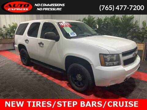 2010 Chevrolet Tahoe for sale at Auto Express in Lafayette IN