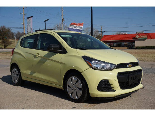 2018 Chevrolet Spark for sale at Sand Springs Auto Source in Sand Springs OK