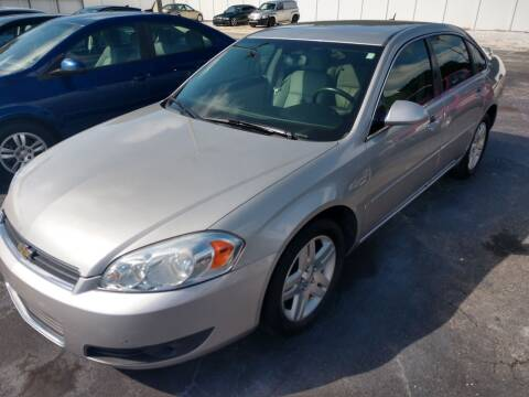 2007 Chevrolet Impala for sale at AFFORDABLE AUTO SALES in We Finance Everyone! FL