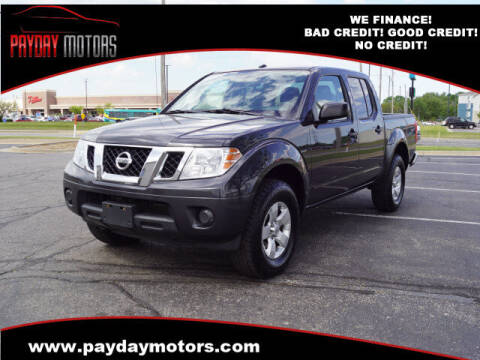 2013 Nissan Frontier for sale at Payday Motors in Wichita And Topeka KS