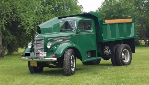 1949 Mack Dump Truck for sale at Haggle Me Classics in Hobart IN