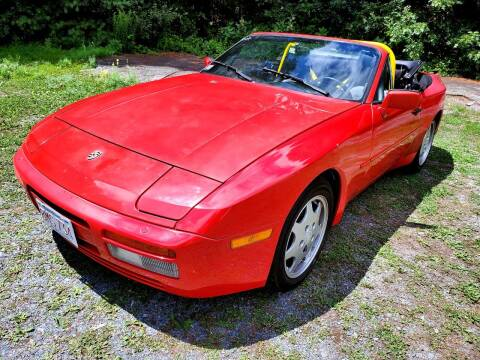 1990 Porsche 944 for sale at The Car Store in Milford MA