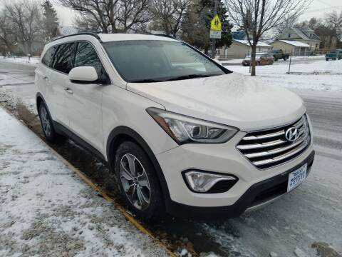 2016 Hyundai Santa Fe for sale at Kevs Auto Sales in Helena MT
