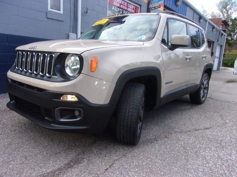 2016 Jeep Renegade for sale at Allen's Pre-Owned Autos in Pennsboro WV