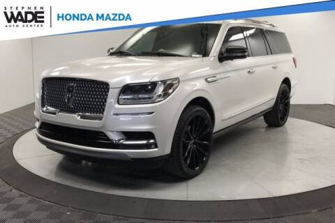 2018 Lincoln Navigator L for sale at Stephen Wade Pre-Owned Supercenter in Saint George UT