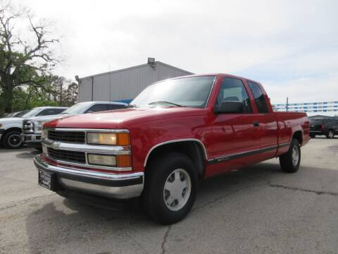 1998 Chevrolet C/K 1500 Series for sale at Quality Investments in Tyler TX