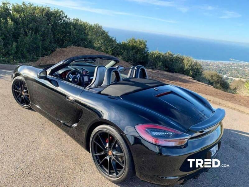 2015 Porsche Boxster for sale in San Diego, CA