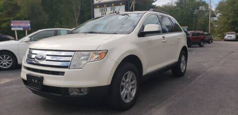 2008 Ford Edge for sale at A-1 Auto in Pepperell MA