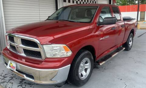 2012 RAM Ram Pickup 1500 for sale at Tiny Mite Auto Sales in Ocean Springs MS