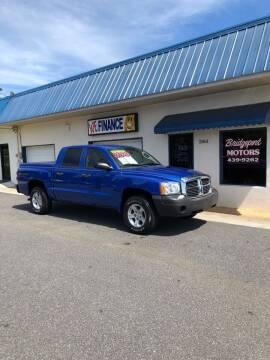 2007 Dodge Dakota for sale at BRIDGEPORT MOTORS in Morganton NC