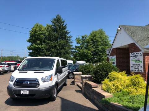 2017 Ford Transit Passenger for sale at Direct Sales & Leasing in Youngstown OH