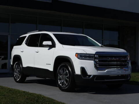 2021 GMC Acadia for sale at RUSTY WALLACE CADILLAC GMC KIA in Morristown TN