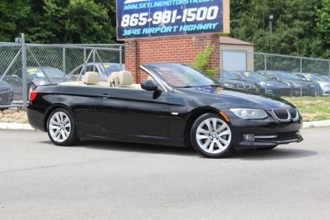 2012 BMW 3 Series for sale at Skyline Motors in Louisville TN