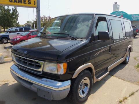 2000 Ford E-Series Cargo for sale at Michigan Auto Mart in Port Huron MI