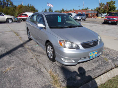 2008 Toyota Corolla for sale at Governor Motor Co in Jefferson City MO