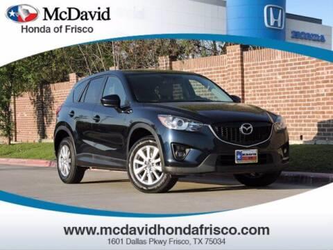 2014 Mazda CX-5 for sale at DAVID McDAVID HONDA OF IRVING in Irving TX