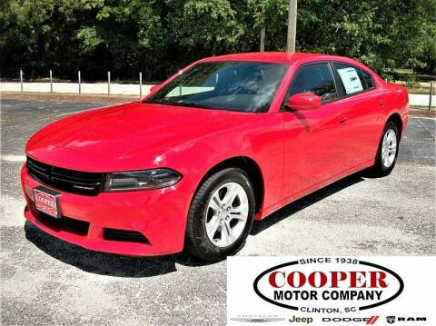 2020 Dodge Charger for sale at Cooper Motor Company in Clinton SC