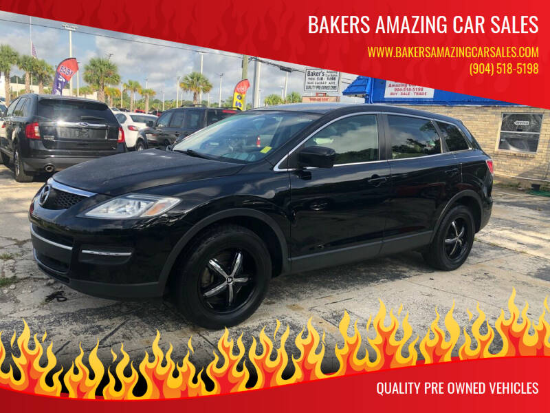 2007 Mazda CX-9 for sale at Bakers Amazing Car Sales in Jacksonville FL