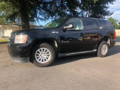 2009 Chevrolet Tahoe for sale at Callahan Motor Co. in Benton AR