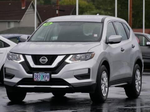 2018 Nissan Rogue for sale at CLINT NEWELL USED CARS in Roseburg OR