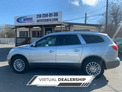2011 Buick Enclave for sale at AUTOTEX IH10 in San Antonio TX