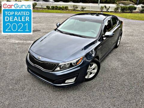 2015 Kia Optima for sale at Brothers Auto Sales of Conway in Conway SC
