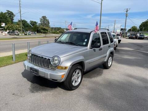 2005 Jeep Liberty for sale at Kelly & Kelly Auto Sales in Fayetteville NC