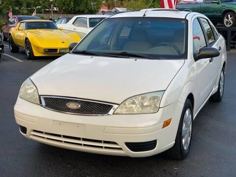 2005 Ford Focus for sale at KD's Auto Sales in Pompano Beach FL