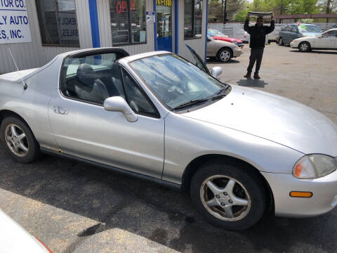 1996 Honda Civic del Sol for sale at Klein on Vine in Cincinnati OH