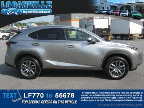 2016 Lexus NX 200t for sale at Loganville Quick Lane and Tire Center in Loganville GA