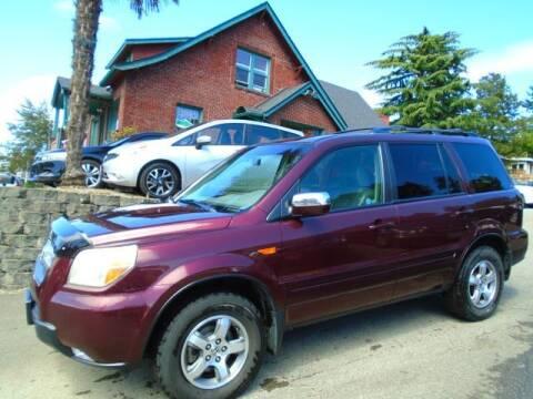 2007 Honda Pilot for sale at Carsmart in Seattle WA