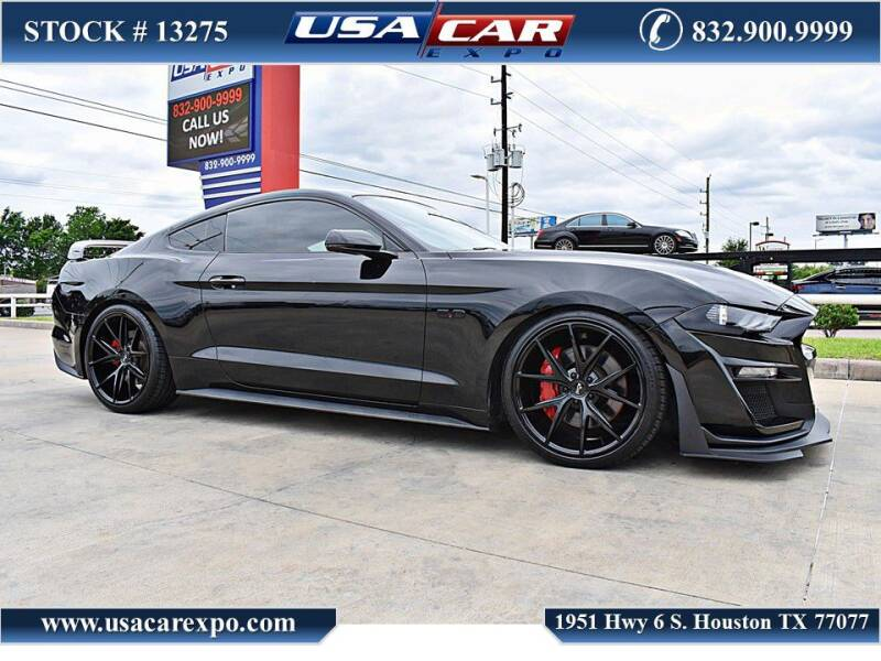 2018 Ford Mustang for sale in Houston, TX