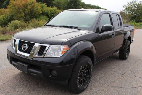 2013 Nissan Frontier for sale at Imotobank in Walpole MA
