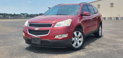 2012 Chevrolet Traverse for sale at BAC Motors in Weslaco TX