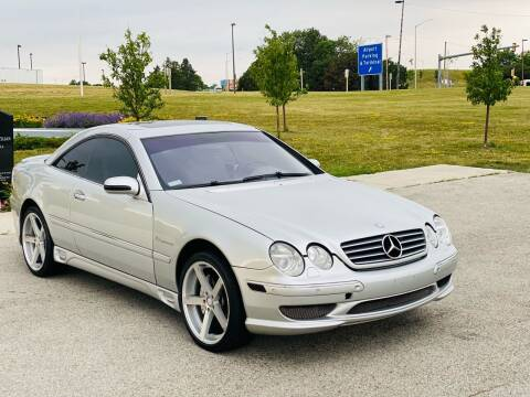 2003 Mercedes-Benz CL-Class for sale at Airport Motors in Saint Francis WI