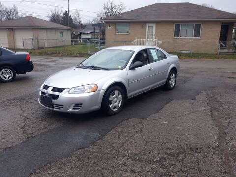 2005 Dodge Stratus for sale at Flag Motors in Columbus OH