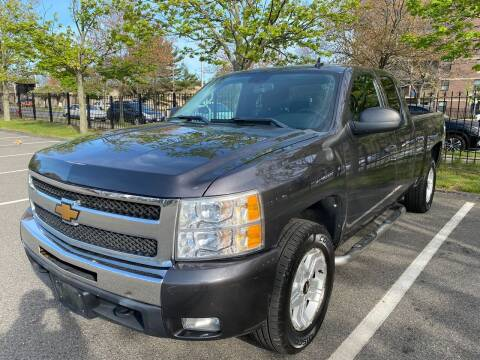 2011 Chevrolet Silverado 1500 for sale at Commercial Street Auto Sales in Lynn MA