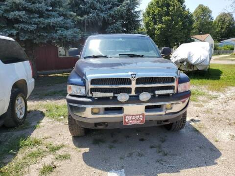2001 Dodge Ram Pickup 1500 for sale at Buena Vista Auto Sales in Storm Lake IA