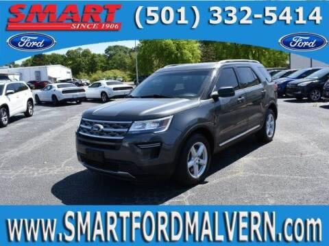 2018 Ford Explorer for sale at Smart Auto Sales of Benton in Benton AR