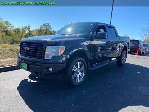 2014 Ford F-150 for sale at Green Light Auto Sales LLC in Bethany CT