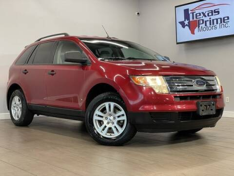 2007 Ford Edge for sale at Texas Prime Motors in Houston TX