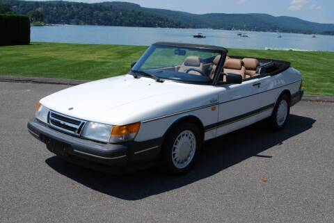 1990 Saab 900 for sale at New Milford Motors in New Milford CT