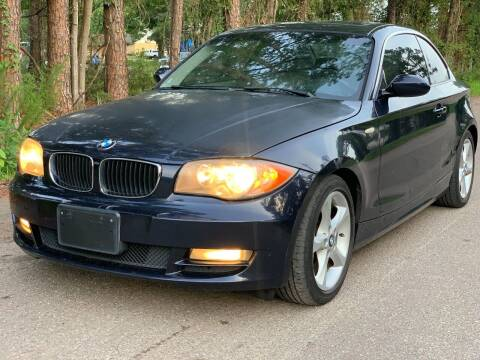 2008 BMW 1 Series for sale at Next Autogas Auto Sales in Jacksonville FL