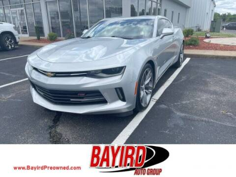 2017 Chevrolet Camaro for sale at Bayird Truck Center in Paragould AR