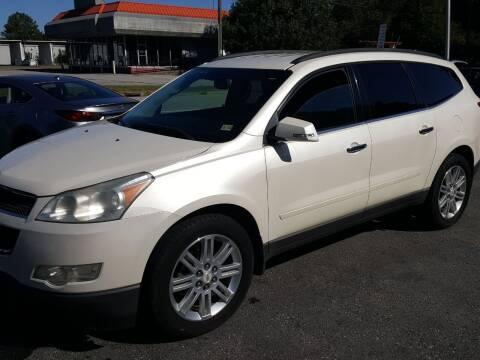 2011 Chevrolet Traverse for sale at Premier Auto Sales Inc. in Newport News VA