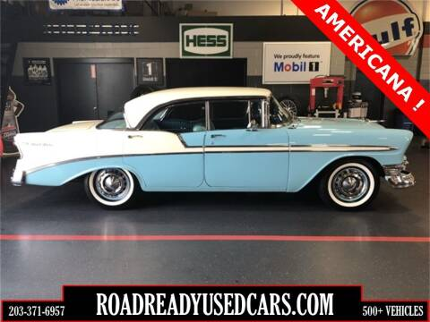 1956 Chevrolet Bel Air for sale at Road Ready Used Cars in Ansonia CT