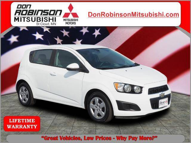 2016 Chevrolet Sonic for sale in Saint Cloud, MN
