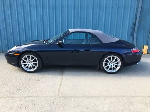 2000 Porsche 911 for sale at ELIZABETH AUTO SALES in Elizabeth PA